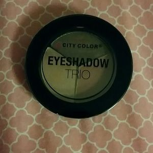 New, Sealed City of Color Eyeshadow, Trio